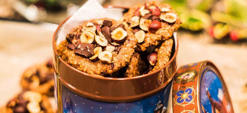 Vegane Christmas Cookies