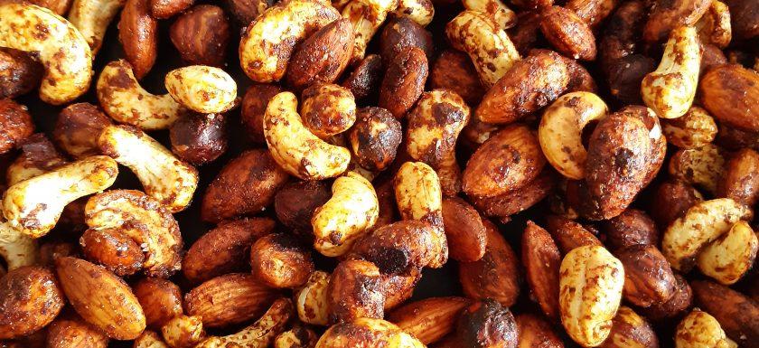 Pikante Nüsse