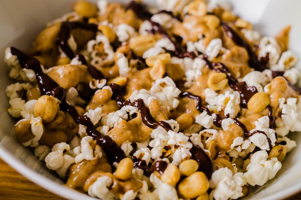 Snickers-Popcorn